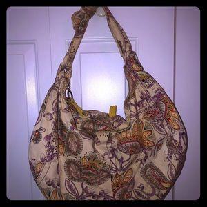 LUCKY BRAND knotted boho handbag
